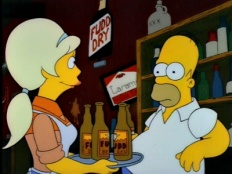 The Simpsons 03x20 : Colonel Homer- Seriesaddict